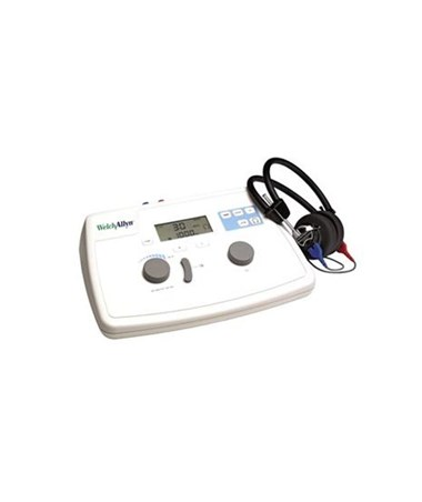 AM 282 Manual Audiometer with Headset