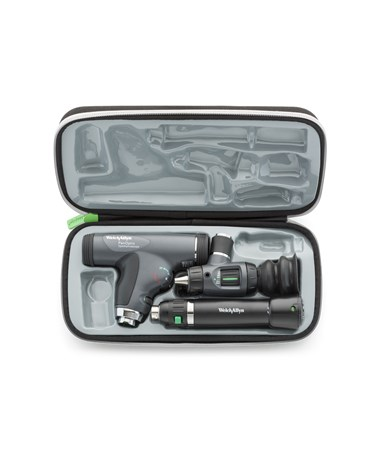 Halogen HPX Diagnostic Set with PanOptic Ophthalmoscope