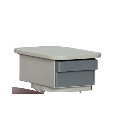 WIN2574- Extra Large Padded Blood Drawing Chair with Storage Drawer -  Storage Drawer