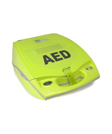 AED Plus® with Real CPR Help® ZOL21000010102011010