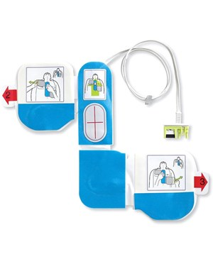 CPR-D•padz® Training Electrodes ZOL8900-0804-01